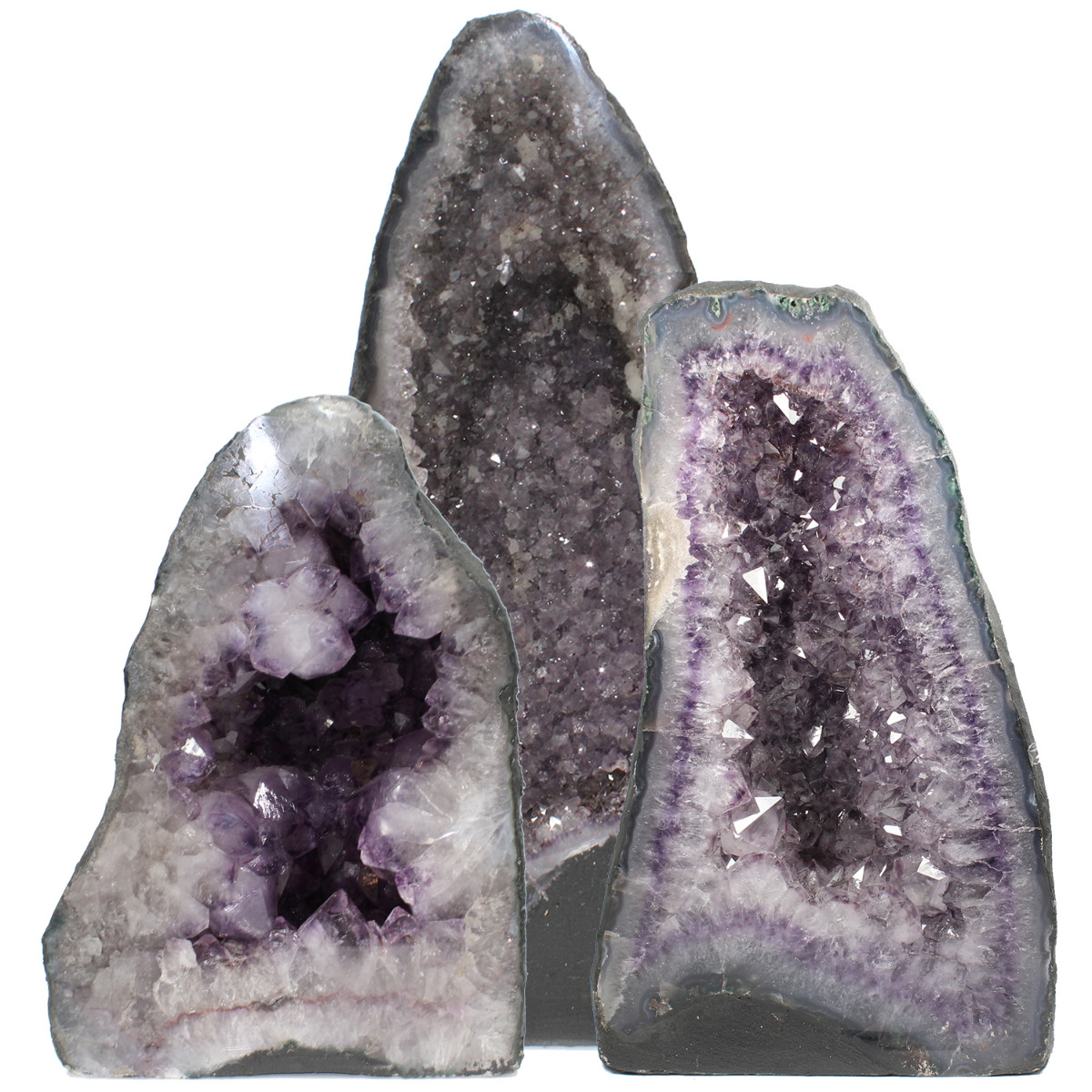 Amethyst Churches