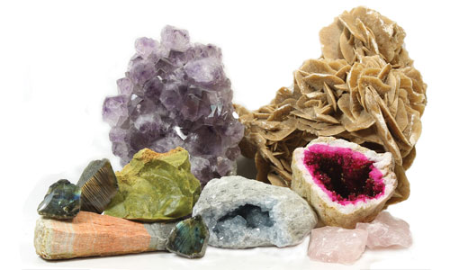 A-Z of Minerals