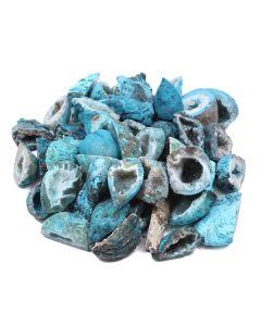 Basket Line Teal Agate Geodes (50 Piece) (WAS £0.76 NOW £0.38) NETT