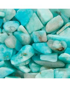 Amazonite AA Gem Chips 10-20mm (50g) NETT