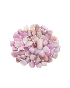 Kunzite AA Gem Chips 10-20mm (50g) NETT