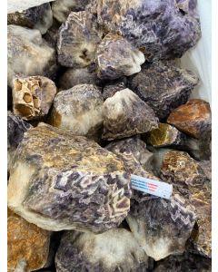 Amethyst Striped, Zambia (kg) NETT