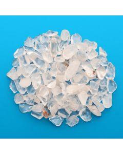 Rock Crystal Tumble Chip 5-10mm (100g) NETT