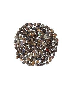 Jasper Autumn Leaf Tumblestone approx 8-10mm (KGS) NETT