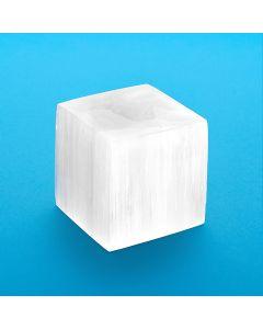 Selenite (Morocco) Irregular Cube 5 cm (1 piece) NETT