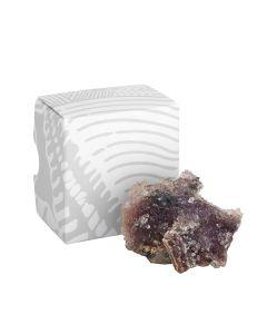"""Crystalline Amethyst 2-3"""" Gift Boxed, Brazil (1pc) NETT"""