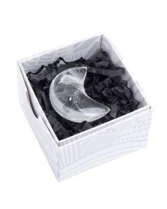 Rock Crystal Half Moon 50mm NETT