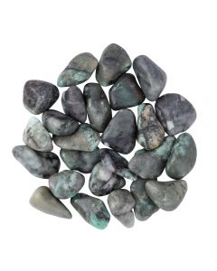 Emerald Tumblestone Refill (25pcs) NETT