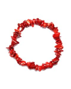 "7.5"" Chip Bracelet Sea Bamboo (1 Piece) NETT"