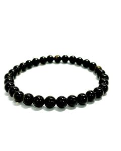 6mm Golden Obsidian Bead Bracelet (1piece) NETT