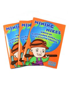 Mining Mike Booklets (10 Piece) NETT