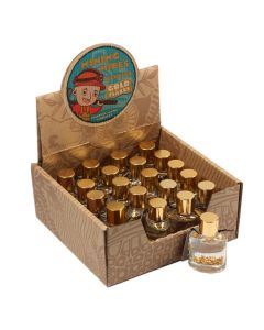Mining Mike's Genuine Gold Flakes Retail Box (20 Piece) NETT