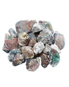 Azurite/Malachite Morocco (1kg)