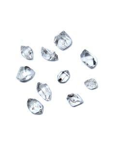 Herkimer Diamond 0-5mm (10pc) (New York) NETT