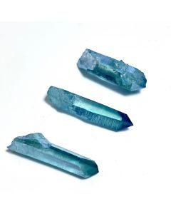 Aqua Aura Points 20-30mm (approx 2g/piece) NETT