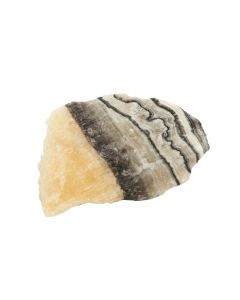 "Zebra Calcite 3-4"" THIN (1pc) NETT"