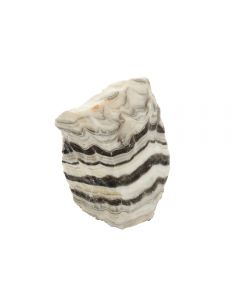 "Zebra Calcite 3-4"" THICK (1pc) NETT"