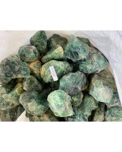 Fluorite Green 5-15cm China (1kg) NETT