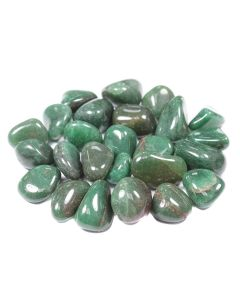 Green Quartz 20-30mm Medium Tumblestone (250g) NETT