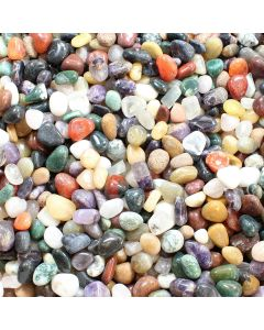 Indian Tumble Mix 20-30mm (1kg) NETT