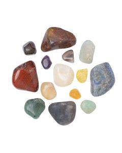 Natural Tumblestone Mix Unsized (BULK) (KG) NETT
