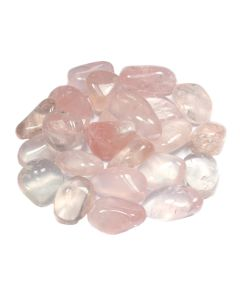 Rose Quartz Pebble (Brazil) (KG)