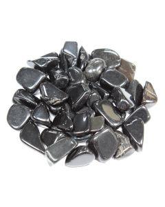 Black Obsidian 'B' (250g) 20-30mm Medium Tumblestone