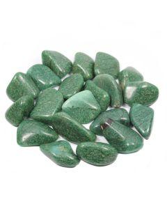 Quartz Green 20-30mm Medium Tumblestone (250g)