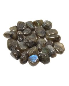 Labradorite 2nd Grade 10-20mm Small Tumblestone (100g)