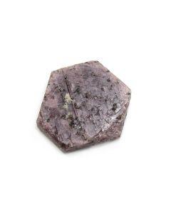 Rough Ruby Hexagons 40-50mm (1 Piece) NETT