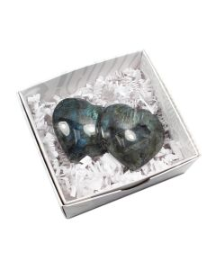 Labradorite Friendship Heart (1 Piece) NETT