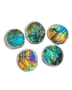 Labradorite Dragon Eggs (5 Piece) NETT