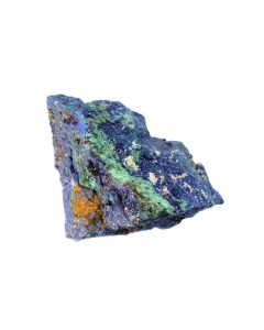 "Azurite with Malachite Liuengshan Mine China 3"" (1 Piece) NETT"