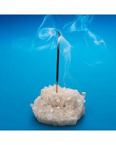 Deluxe Incense Holder Crystal Druze (1 Piece) NETT