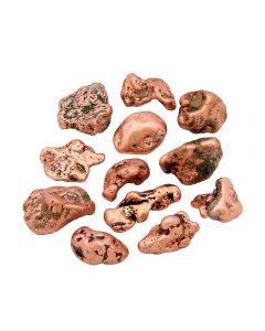 Copper Nuggets 20-30mm (100g) NETT