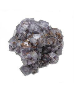 """Fluorite Greenlaws Mine Weardale 4"""" (1 Piece) NETT"""