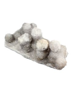 White Amethyst Cluster (44x25cm 11kg) (1 Piece) SPECIAL