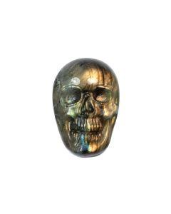 Labradorite Skull 37x25mm (1 Piece) NETT
