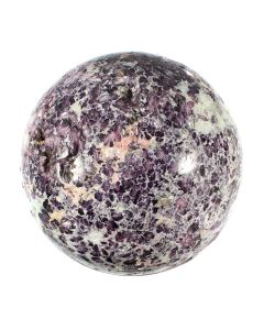 Lepidolite Sphere 135mm Brazil (1 Piece) SPECIAL
