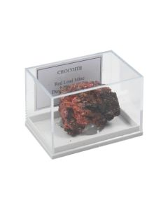 Crocoite Specimen in Box (Toxic) (1 Piece) NETT