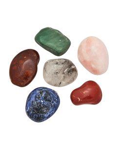 Gemstone Pebbles 7-10cm (KG) NETT