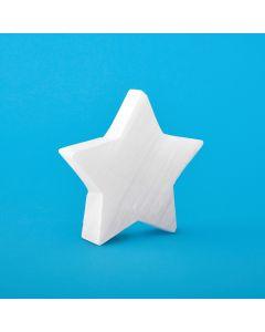 Selenite Star 7-8cm (1 Piece) NETT