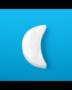 Selenite Moon 7-8cm (1 Piece) NETT