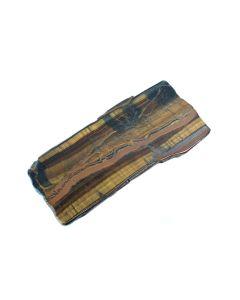 """Tiger Iron Slice (3.5-4"""" L x 2-2.5"""" W x 0.5-1cm D) (1 Piece) NETT"""