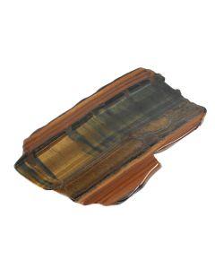 """Tiger Iron Slice (4-5"""" L x 2-3"""" W x 0.5-1cm D) (1 Piece) NETT"""
