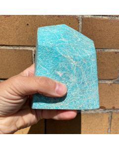 Amazonite Freeform 130x90x60mm (1 Piece) SPECIAL