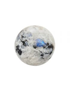 Rainbow Moonstone sphere 50-60mm (1pc) NETT