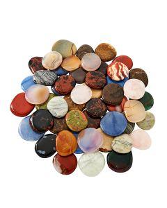 Mixed Gemstone Smoothies (50 Pieces) NETT