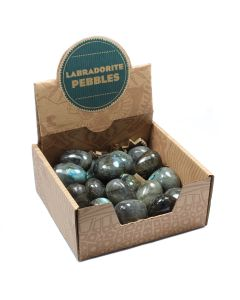 Labradorite Pebbles Retail Box (20 Piece) NETT