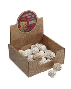 Mining Mike's Frosted Sandrose Retail Box (25 Piece) NETT